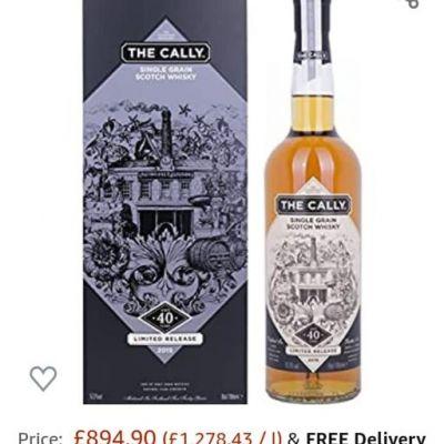 Scotch THE CALLY