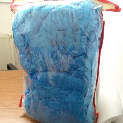 Botosei albastri de unica folosinta, 1000 buc/ set