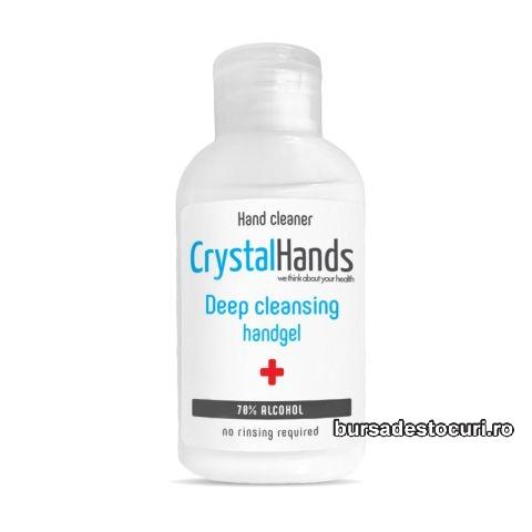 Stoc gel dezinfectant