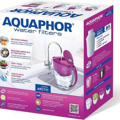 Cana filtrare apa potabila Aquaphor Arctic, 2.8 L
